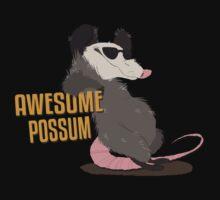 Awesome Possum Baby Tee