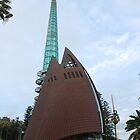 Bell Tower in perth by johnbruceross