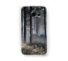 22.5.2015: Spring Morning in Pine Tree Forest Samsung Galaxy Case/Skin