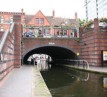 Birmingham Gas Street Basin (5093) by Tony Payne