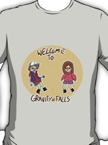 Welcome to GRAVITY FALLS T-Shirt