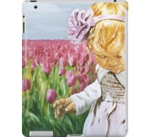 A Flower in Disguise iPad Case/Skin