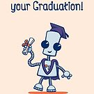 Ned says Congratulations on your Graduation! by DoodleDojo