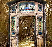 Gateway to Paradise by Roz McQuillan