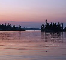 September Sunset, Manitoba by Vickie Emms