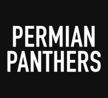 Permian Panthers t-shirt - Friday Night Lights, Odessa Texas, Mojo by fandemonium