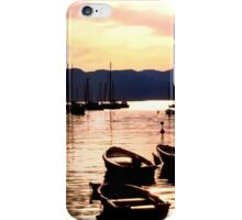 Dont rock my boat  iPhone Case/Skin