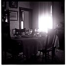 abolitionist's dining room by Marina Starik
