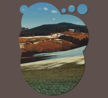Scenic view below the Bohemian Forest | landscape photography Kids Clothes