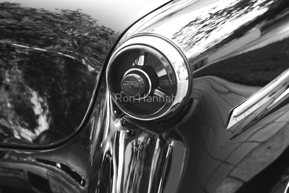 '54 Reflections by Ron Hannah