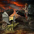 Disdain by Barbara A. Boal
