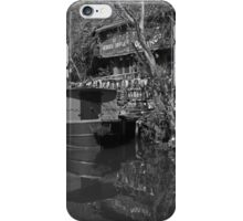 HOME ON THE CANAL iPhone Case/Skin