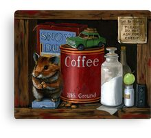 Let's Be Friends - still life Canvas Print