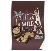 Wild rumpus Poster