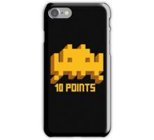 10 Points: Space Invaders iPhone Case/Skin