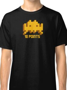 10 Points: Space Invaders Classic T-Shirt