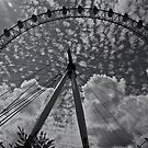 London Eye by dhphotography