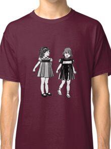 RETRO GIRLS CUTE Classic T-Shirt
