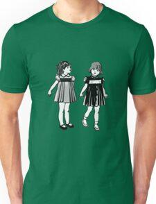 RETRO GIRLS CUTE Unisex T-Shirt