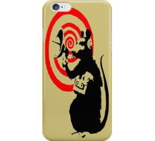 Bansky Rat iPhone Case/Skin