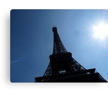 La Tour Eiffel Canvas Print