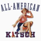 The Kitsch Bitsch : All-American Kitsch Pin-Up by TheKitschBitsch