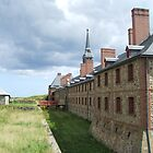 Cape Breton - Fortress Louisburg by Lady-Di