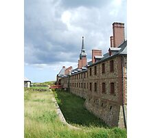 Cape Breton - Fortress Louisburg Photographic Print