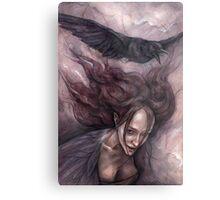 Swift As The Wind Metal Print