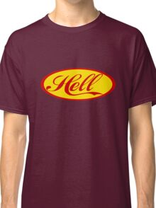 HELL JESUS CHRIST Classic T-Shirt