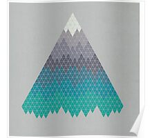 Many Mountains Poster