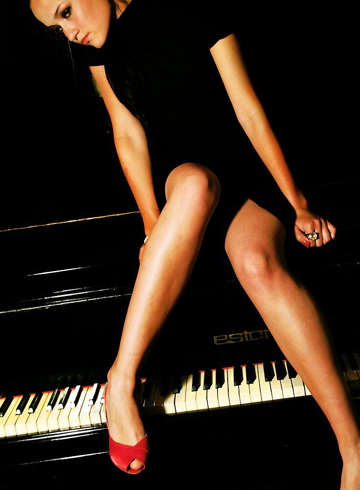 piano lesson by Darta Veismane