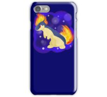 Shadow Quilava iPhone Case/Skin