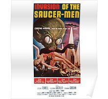 Saucermen Poster