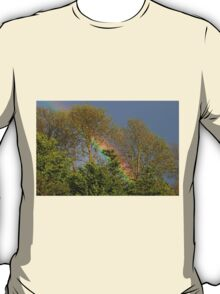 Rainbow in Somerset, United Kingdom T-Shirt