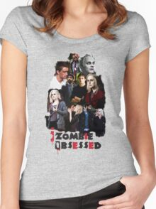 iZombie Obsessed Women's Fitted Scoop T-Shirt