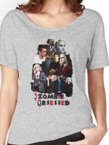iZombie Obsessed Women's Relaxed Fit T-Shirt