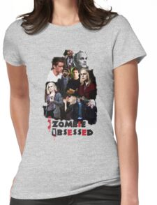 iZombie Obsessed Womens Fitted T-Shirt