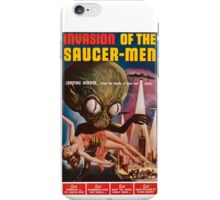 Saucermen iPhone Case/Skin