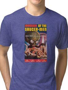 Saucermen Tri-blend T-Shirt