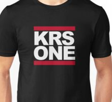KRS ONE  - DMC Unisex T-Shirt