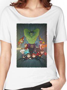 Assemble! Women's Relaxed Fit T-Shirt