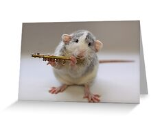 I really can play :) Greeting Card