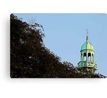 Carillon Crown Canvas Print