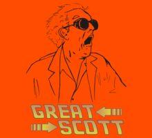 BTTF Great Scott Kids Clothes