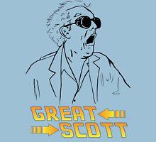 BTTF Great Scott T-Shirt