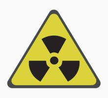 Radioactive Warning by JHMimaging
