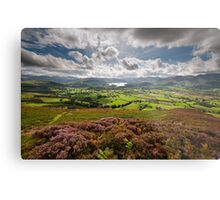 From Skiddaw to Keswick Metal Print