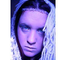 Ice Queen Photographic Print
