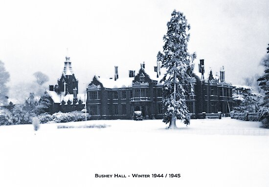 Bushey Hall by Jim Haley